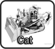 CAT Baumaschinen