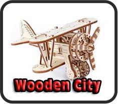 Wooden City Holzbausätze