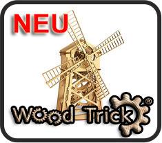 Woodtrick Holzbausätze
