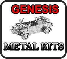 Genesis Metal Kits